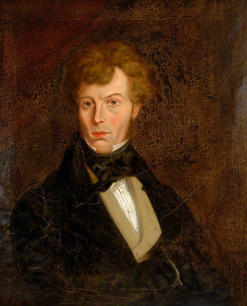 Sinclair, James; John Mackay Wilson (1804-1834); Berwick Museum & Art Gallery; http://www.artuk.org/artworks/john-mackay-wilson-18041834-57292