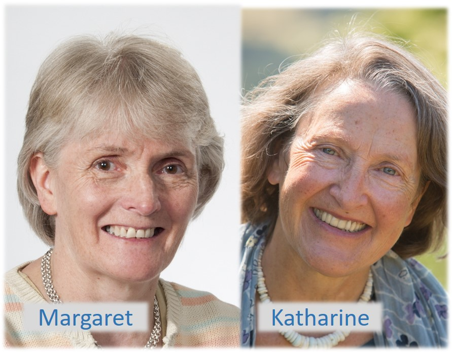 Margaret & Katharine