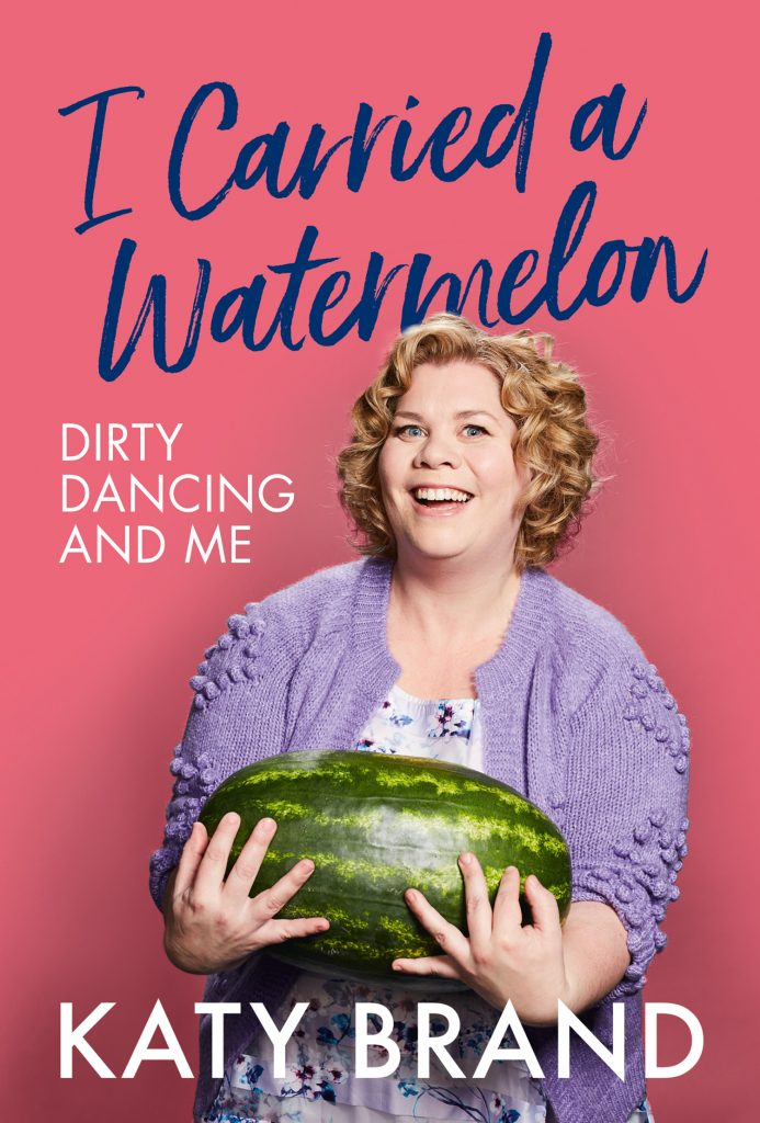 ICarriedAWatermelon book cover