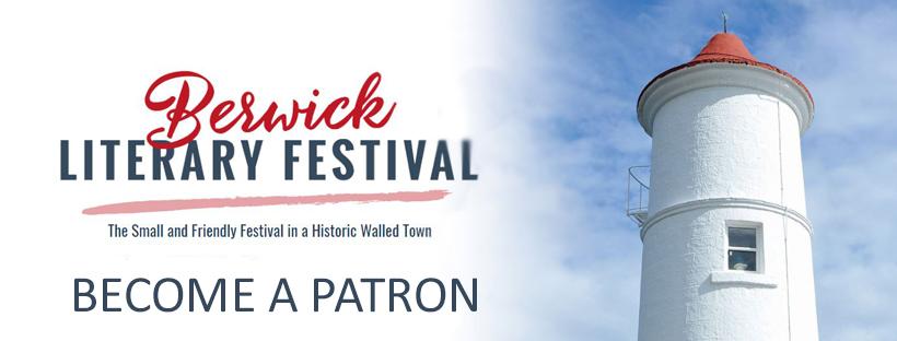 Berwick Literary Festival - Become a Patron
