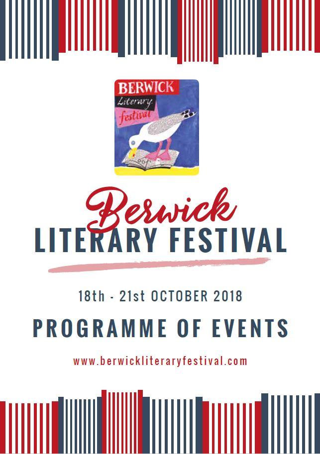 Berwick Literary Festival Programme 2018