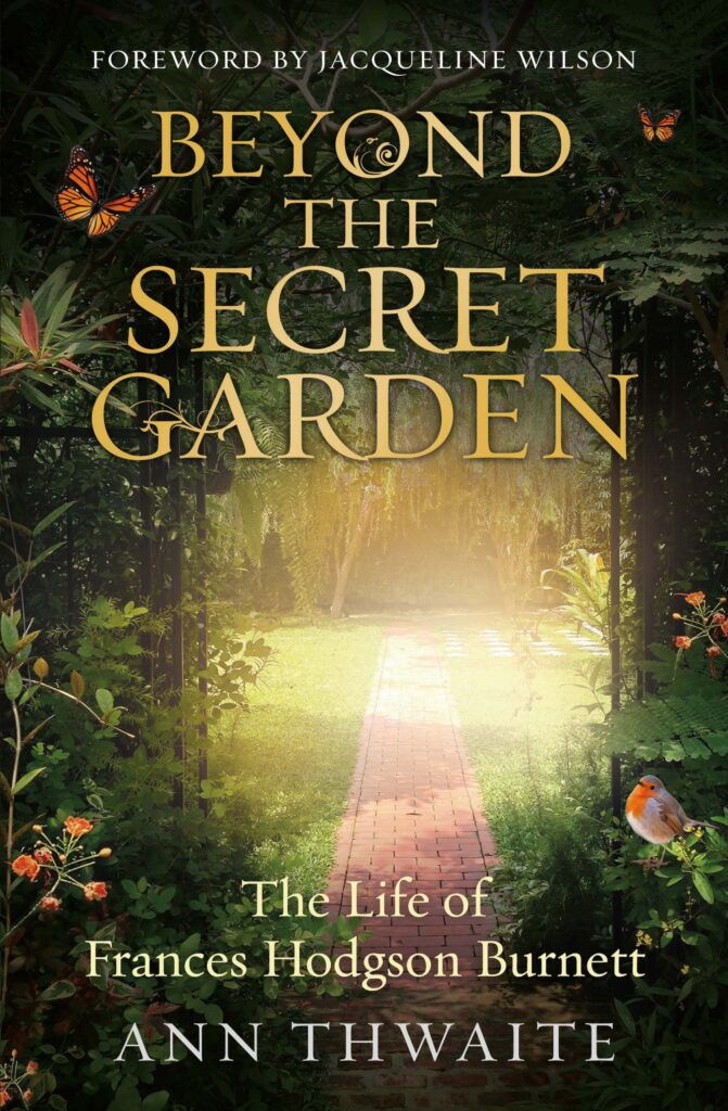Master biographer Ann Thwaite's new edition of The Secret Garden: The Life of Frances Hodgson Burnett. Ann will speak about her own life's work at Berwick Literary Festival 2020