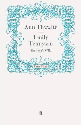 Ann's biography of Emily Tennyson  is often credited as a book that helped bring marginalised women out of the shadows.