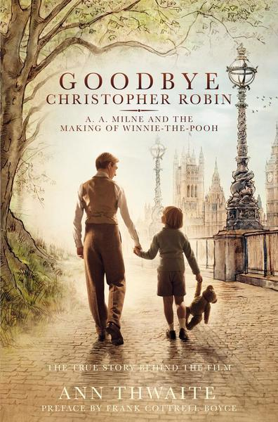 A condensed version of Thwaite's biography of AA Milne focused on the Winnie-the-Pooh years was released at the same time as the successful 2017 film 'Goodbye Christopher Robin.
