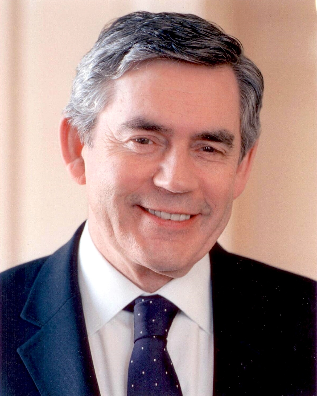 Photo Gordon Brown
