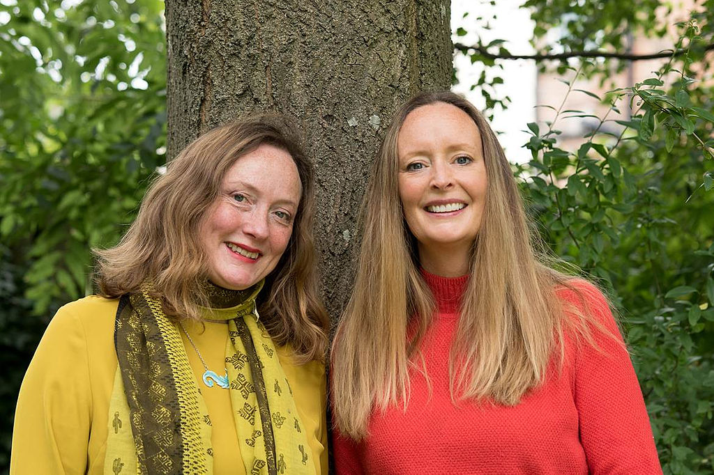 Friends Anna Deacon and Vicky Allan reveal the wonderful harmony between people and trees at Berwick Literary Festival 14-19 October 2021